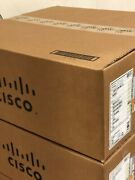New Sealed Cisco C9200l-24p-4g-a Catalyst 9200 24-port Poe+w/ C9200l-dna-a-24-3y