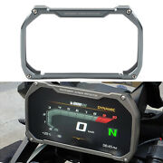 Meter Frame Cover Screen Protector Case For Bmw R1200gs R1250gs F850gs Titanium