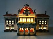 Department 56 Victoria Station Heritage Collection Dickens Village Boxed 55743