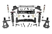 Rough Country 7 Lift Kit Fits 2014-2018 Chevy Silverado Sierra 1500 2wd |