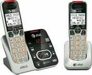 Atandt Crl32202 Dect 6.0 Expandable Cordless Phone System W/ Digital Answering