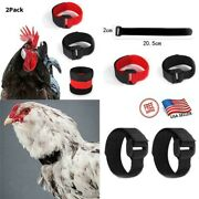 Usa Prevent Duck From Crowing Goose Rooster Collar Noise Neck Strap Practical