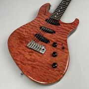 Guitar Works /virgo Custom Order Clearance Secondhand Used Electric Deformation