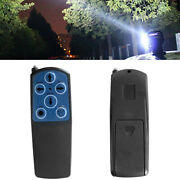 Cree Led Remote Control Search Light Outdoor Spotlight Fit Car Offroad Truck 50w