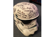 Star Wars Stormtrooper 32 Autographs Prowse Fisher Bulloch Mayhew Parsons