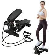 Mini Stepper Exercise Machine Aerobic Fitness Step Air Stair Climber Workout