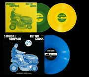 Sturgill Simpson Cuttin' Grass Vol 1 And 2. Limited Edition Colored Vinyl.