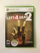 Left 4 Dead 2 Microsoft Xbox 360, 2009 Electronic Arts - New Sealed /us Seller