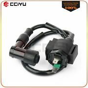 New Ignition Coil Fit For Honda Atc250sx 1985-1987 Atv