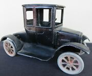 Antique Buddy L Flivver Pressed Steel Truck Circa 1920and039s