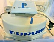 Furuno Rdp-113 841 Mark-2 Display With Dome And Cable Cut