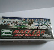 2009 Hess Toy Truck Race Car And Racer Set - New In Box Complete