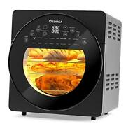 15.3qt Air Fryer Oven Digital 16-in-1 Convection Air Fryer Toaster Oven Combo