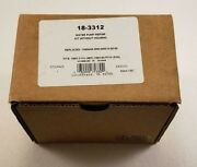 Sierra Water Pump Repair Kit Without Housing 18-3312 New Old Stock
