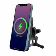 15w Mag Safe Magnetic Qi Wireless Car Fast Charger Holder For Iphone 12 Pro Max