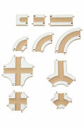 Wooden Toy Marble Run Lxwxh 11 13/16x10 1/4x7 11/16in New Ball Game Creative