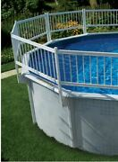 Above Ground Swimming Pool 24 Height Resin Safety Fence - Choose Kit Size