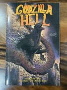 Godzilla In Hell Tpb Collects 1 2 3 4 5 Oop Rare 2016 Idw Comics Free Ship New