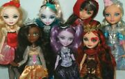 Ever After High Royal Rebel And Re-release Dolls - Choose From Various