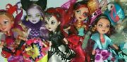 Ever After High Dragon Games And Way Too Wonderland Dolls - Choose From Various