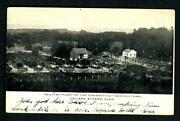 Px2a 1909 Storrs, Poultry Plant At The Conn. Agriculural College, Pub.h.v. Beebe