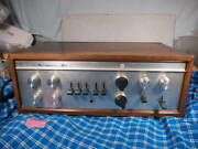 Laxman Luxman Wood Case Junk Cl35 Preamp Complete Product
