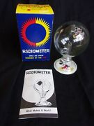 1950s Vintage Disney Mickey Mouse Solar Engine Radiometer Powered By The Sun