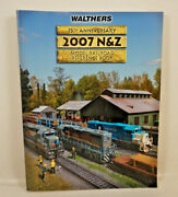Walthers Nandz Model Railroad Reference Book 2007 By Phil Walthers Paperback