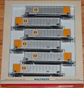 Walthers 932-5310 Bethgon 6-pack Norx 1 2310, 2450, 2528, 2694, 2737, 2800