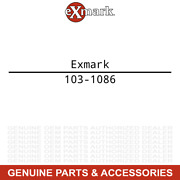 Exmark 103-1086 Left Hand Fuel Tank Assembly For 52 60 72 Lazer Z As Xp