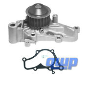 New Water Pump W/ Gasket For Mitsubishi Mirage Colt Summit Expo Lrv Aw7147