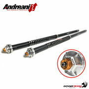 Andreani Misano Evo Adjustable Hydraulic Cartridges For Forks Fastace 37