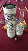 Game Of Thrones - House Tully - Empty - Scotch Whisky Dalwhinnie Bottle + Tube