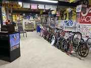 Complete Nos Gt Bmx Bicycle Collection Nos Parts And Memorabilia Amazing Pft