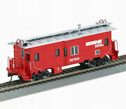 Athearn 74714 Bay Window Caboose Norfolk Southern Ns 557501 Red