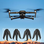 Low-noise Propellers Three-blade Flying Props For Dji Mavic 2 Pro Zoom Drone Kit