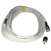 Comrod Vhf Rg58 Cable W/bnc Andamp Pl259 Connectors - 20m