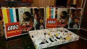 Vintage 1960s Lego Master Discovery Sets 704 And 004 Boxes W Miscellaneous Legos