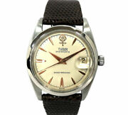 Tudor Oyster Date Manual 7962 Date Menand039s Watch Wl30872