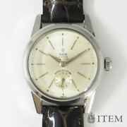 Tudor Oyster Air Lion Manual 7973 Vintage Menand039s Watch Wl30881