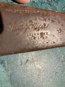 Vintage George Nicoll Hickory Putter Whippet Length 88 Made In Scotland 735/mn