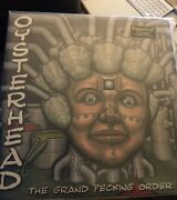 Sealed Oysterhead The Grand Pecking Order Lp Record With Hype Sticker