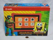 New Read Nabi 2 Nickelodeon Special Edition Kid's Tablet Sealed Nick Kids 2013
