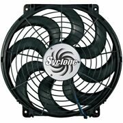 Flex-a-lite 105317 16-inch Syclone S-blade Reversible Electric Fan New