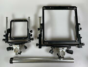 Toyo-view G 8x10 Monorail Large Format Camera Body Standards And Rail Only