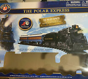 The Polar Express Lionel Train Set G Scale Ready To Play 7-11803 Battery Power