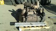 2012 Freightliner Cascadia Isx Dpf Exhaust Assembly  7289138