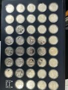 925 Sterling Silver Medal Coins