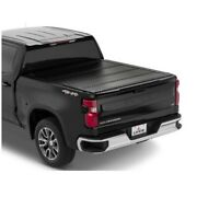 Leer 650170 Hard Folding Truck Bed Cover For 2014-2018 Silverado And Sierra New