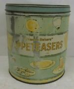 Vintage Uneeda Bakers Appeteasers - National Biscuit Co. - Tin Can